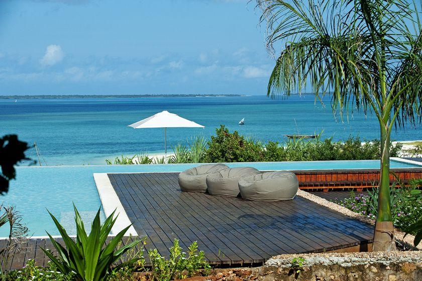 Pool at Kilindi, Zanzibar