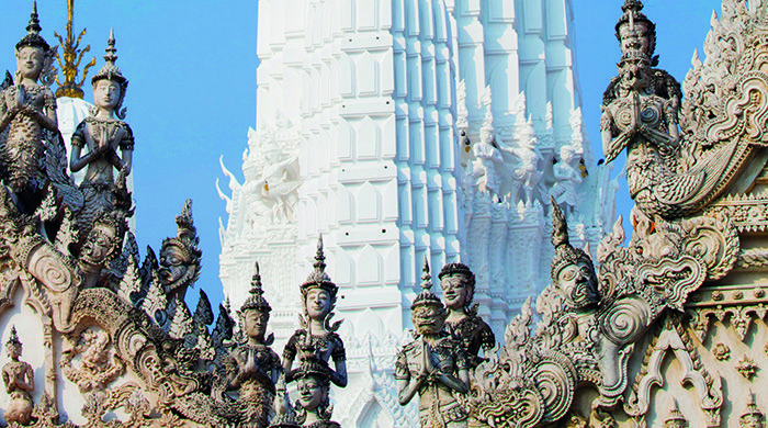 Mahathat Worawihan temple, Phetchuaburi