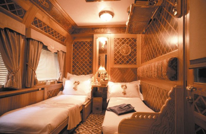 Orient-Express luxury train - Europe. Orient-Express trains have ...