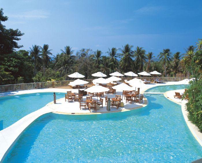 Evason Phuket & Six Senses Spa - Family Pool