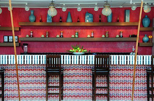 Juice bar, Absolute Sanctuary Thailand