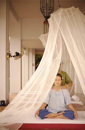 Shoulder massage, Absolute Sanctuary Thailand