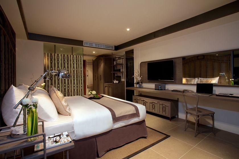 Deluxe Riva Room, Riva Surya, Bangkok