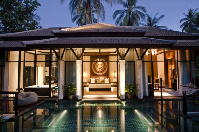 Banyan Tree Garden Pool Villa