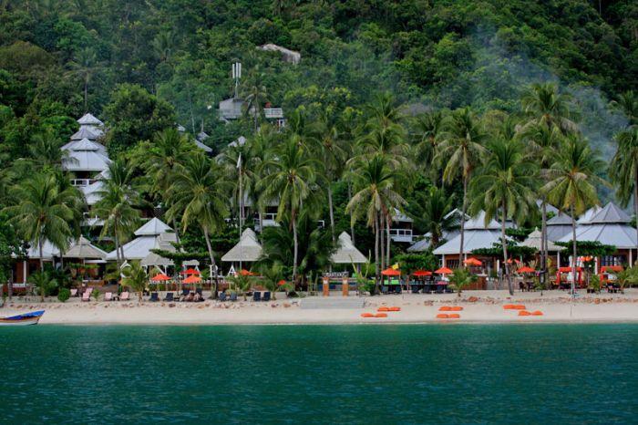 Centara Resort Koh Pha Ngan exterior