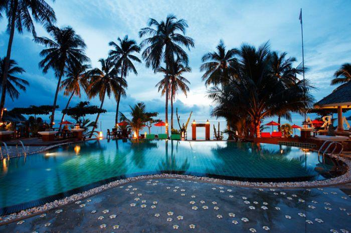 Centara Resort Koh Pha Ngan pool