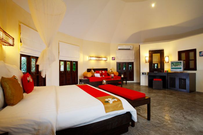 Centara Resort Koh Pha Ngan Deluxe Spa Villa