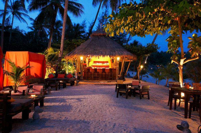 Centara Resort Koh Pha Ngan bar