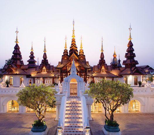 Mandarin Oriental Dhara Devi, Chiang Mai