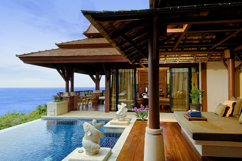 Pool Villa at Pimalai Resort & Spa, Thailand