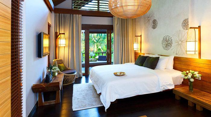Deluxe Room, Tubkaak, Thailand