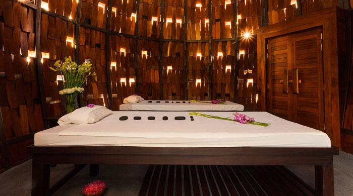 Spa at Tubkaak, Thailand
