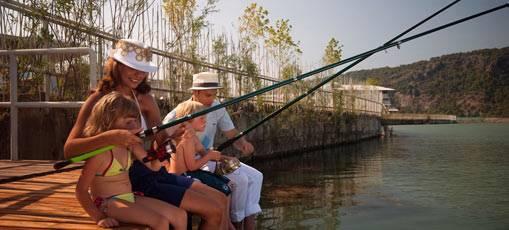 Hilton Dalaman fishing