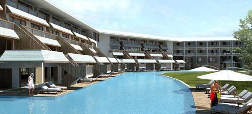 Hilton Dalaman Pool