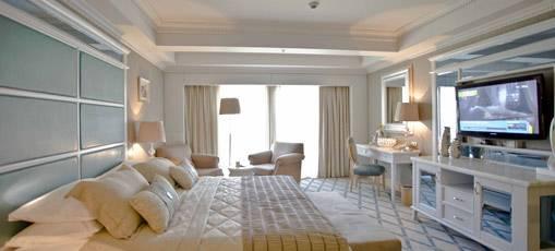 Hilton Dalaman room