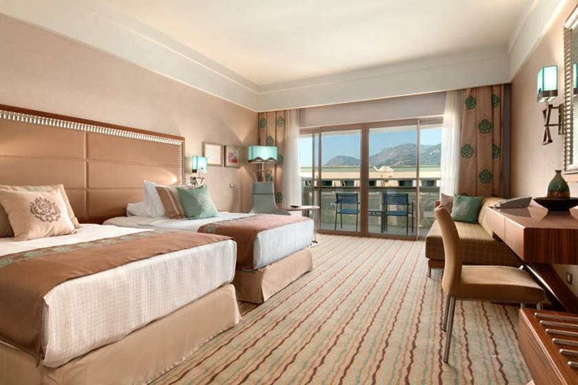 Hilton Dalaman, Guestroom