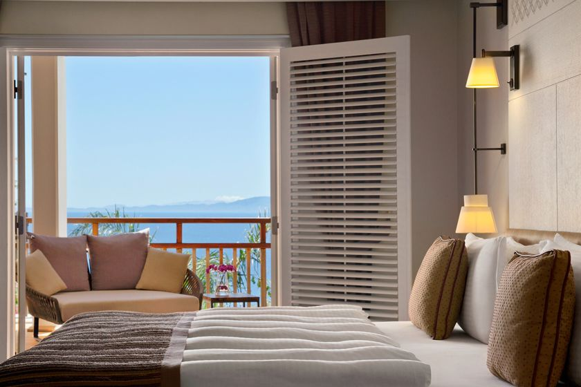 One bedroom suite at Kempinski Hotel, Barbaros Bay