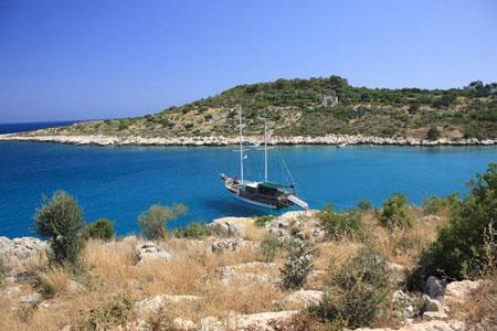 Turquoise Coast Turkey