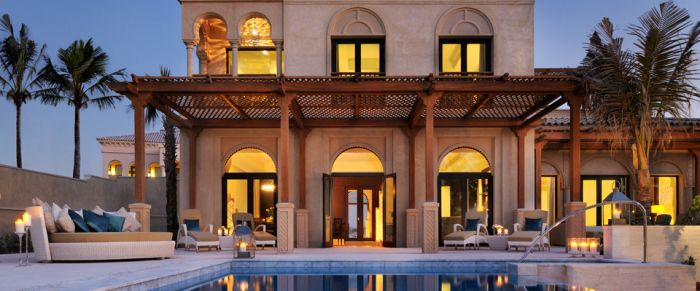 Villa at One & Only The Palm