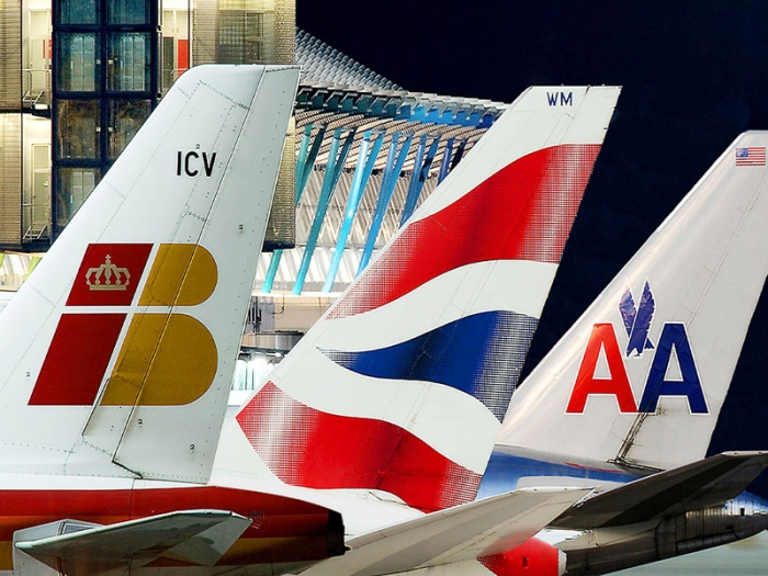 american airlines british airways and iberia joint business relationship