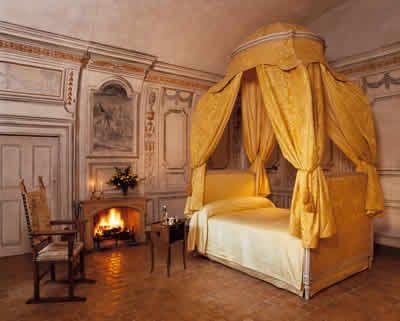 Appartement aud Bouquets suite, Chateau de Bagnols
