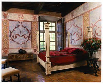 Madame de Sevigne suite, Chateau de Bagnols