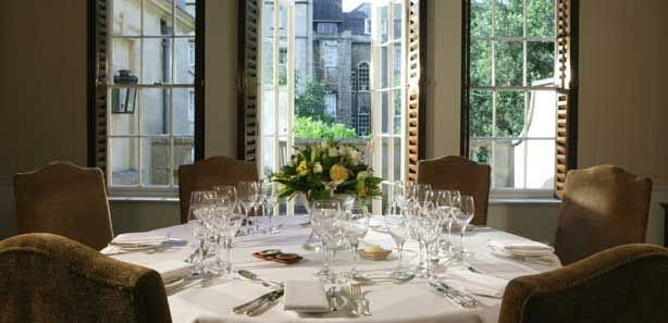 Royal Crescent dining