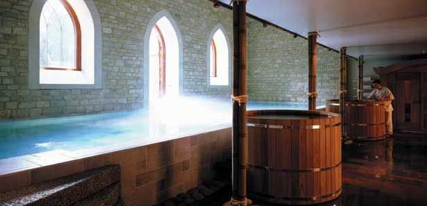 Royal Crescent spa