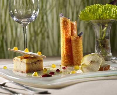 Royal Crescent fine dining