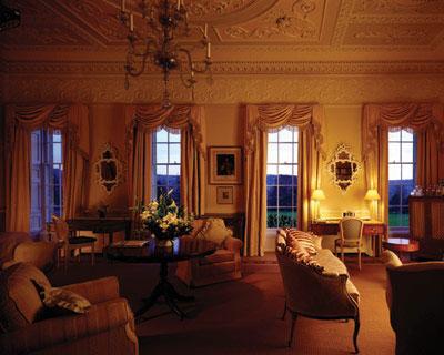 Royal Crescent interiors