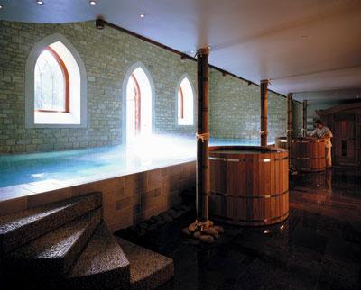 Royal Crescent Bath House