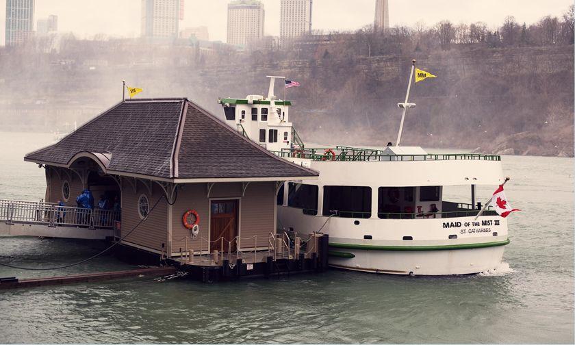 Maid of the Mist, Niagara Falls, NY