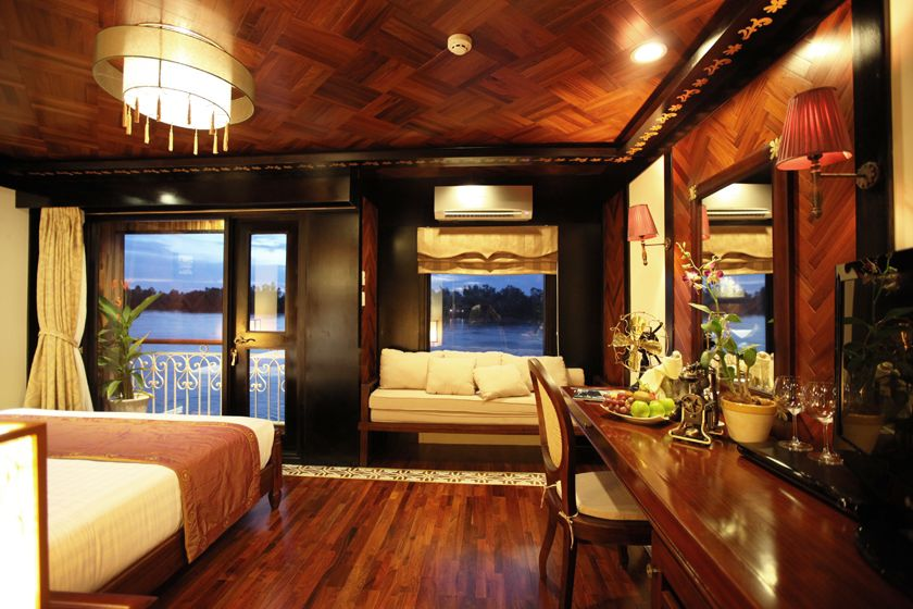 Suite on board La Marguerite