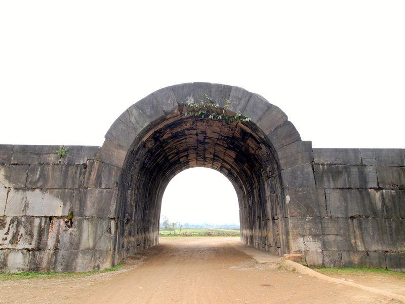 Citadel of Ho dynasty
