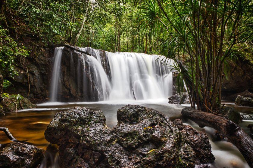 Suoi Trahn Waterfall, Phu Quoc, Vietnam
