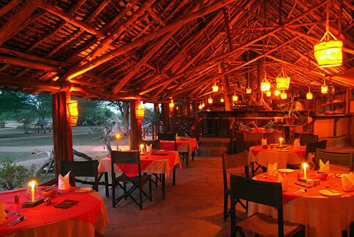 Satao Camp, Tsavo East National Park