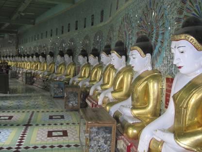 Sagaing pagoda