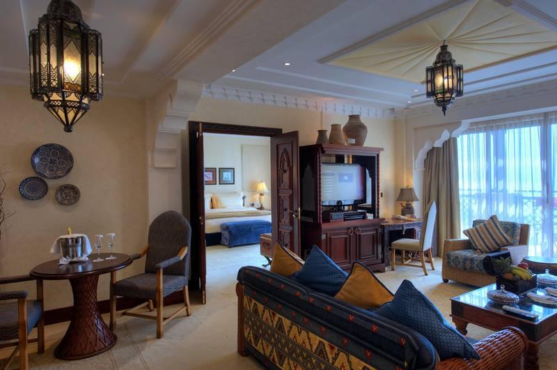 Ocean Suite at Mina A' Salam