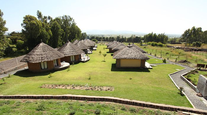 Mayleko Lodge, Gondar