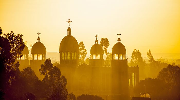 Orthodox Church, Addis Ababa