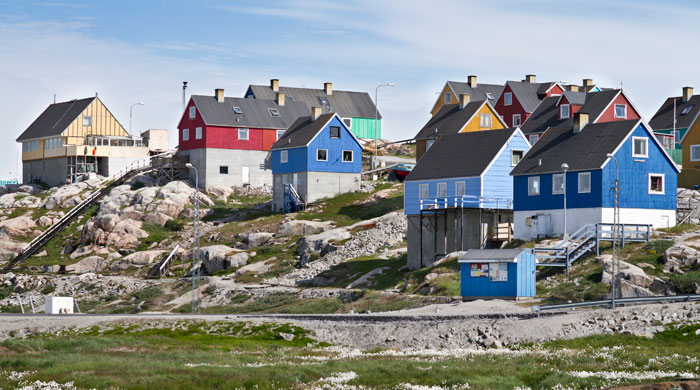 Discover Greenland in Summer