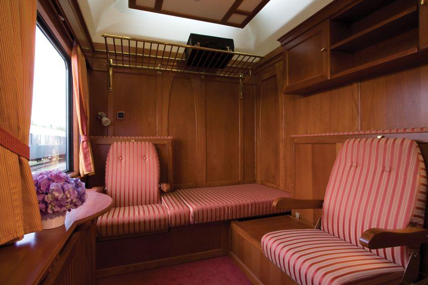 Deluxe Cabin, Golden Eagle Danube Express