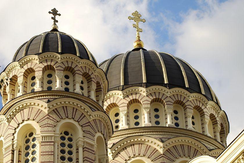 Riga's stunning architecture
