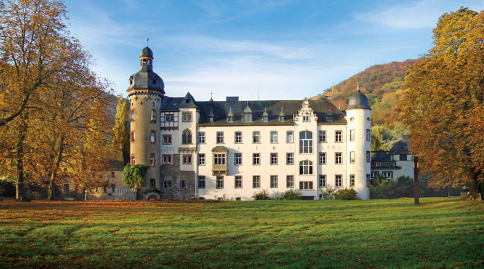 Namedy Castle, Andernach, Germany