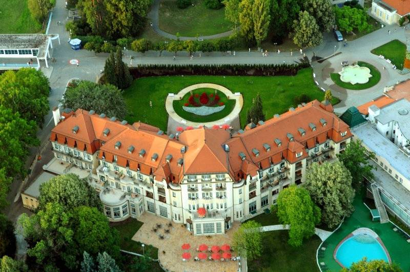 Danubius Health Spa Resort Thermia Palace, Slovakia