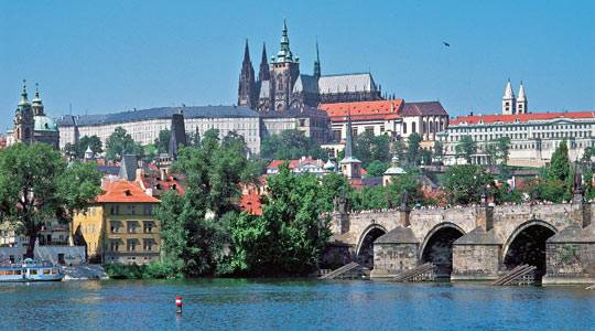 Hradcany Castle, Prague