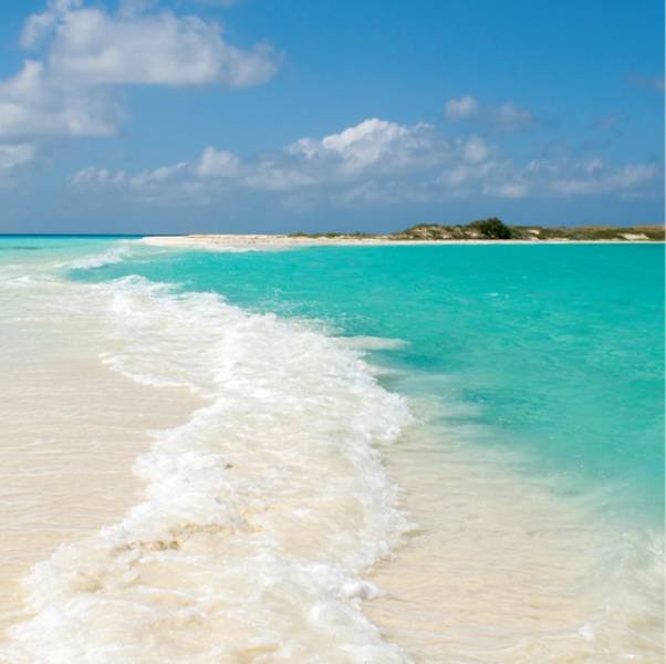 Los Roques Islands Venezuela