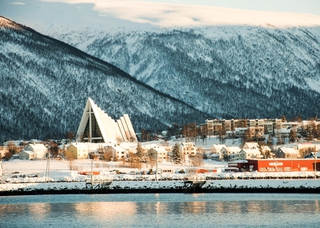 Another image of Tromso