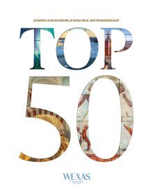 Top 50 Journeys Across Europe cover