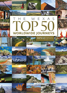 Top 50 Worldwide Journeys cover